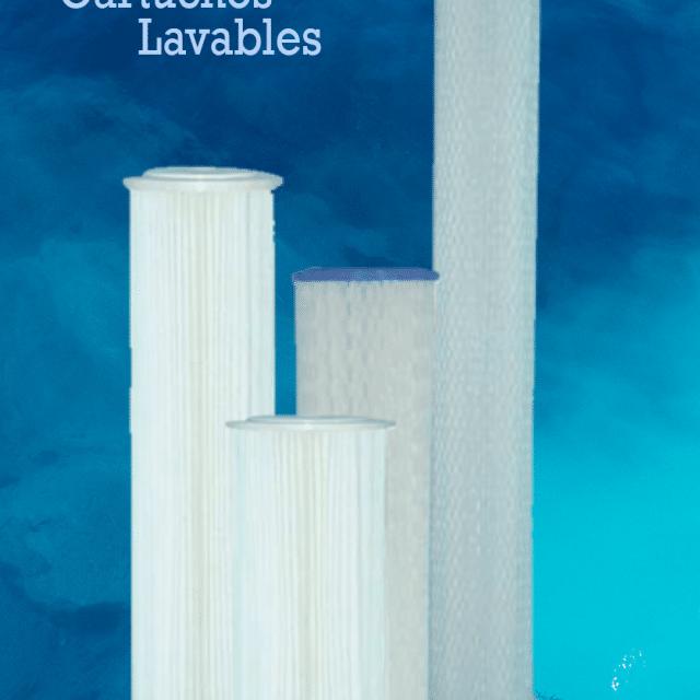 CARTUCHOS DE LAVABLES